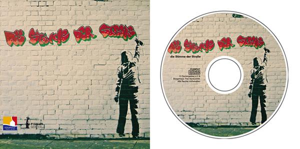 CD_Sei die Stimme der Straße - die Kampagne