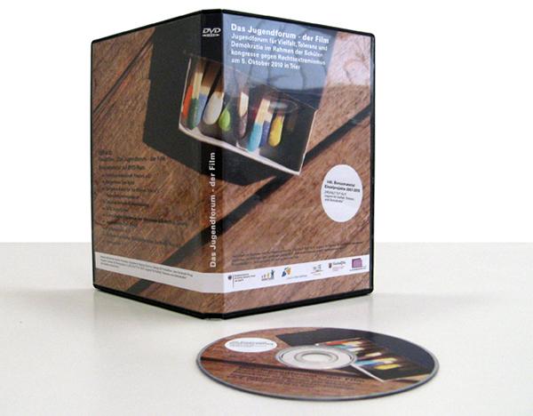 Die Dokumentation 'Das Jugendforum-der Film' auf DVD