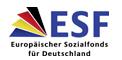 Logo Europäischer Sozialfonds für Deutschland
