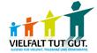 Logo Vielfalt tut gut