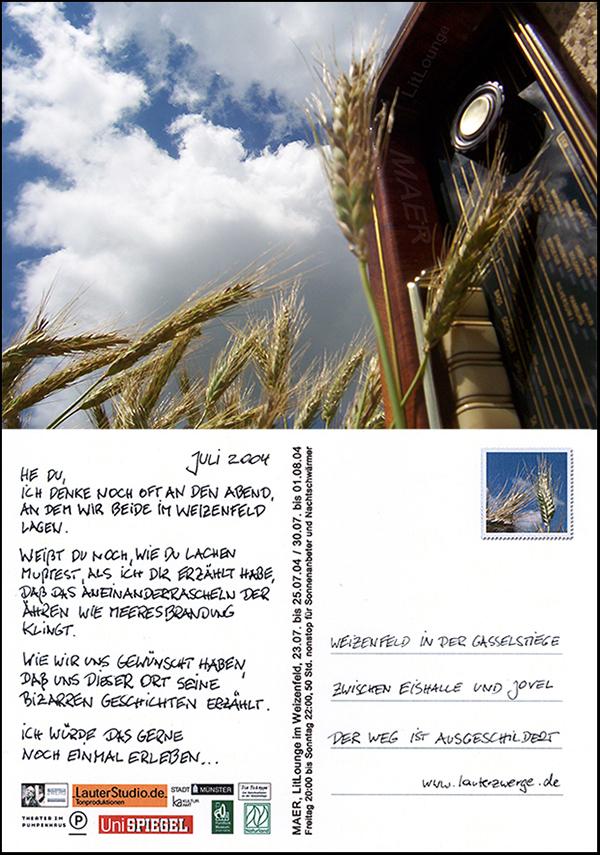 Flyer maer_litlounge / lauterzwerge